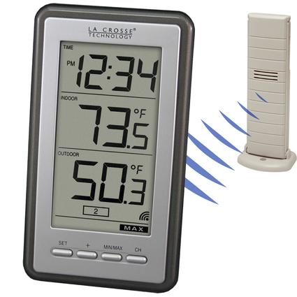 Portable Wireless Thermometer