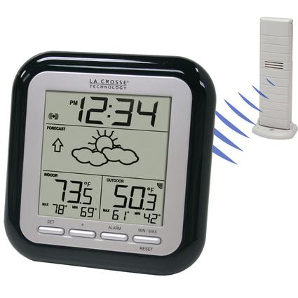 Wireless Weather Forecast Station