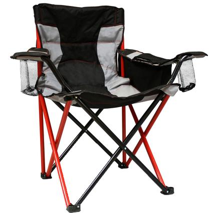 Elite Quad Chair - Red