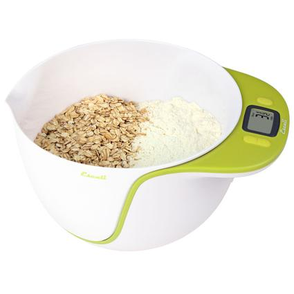Taso Mixing Bowl Scale - Green