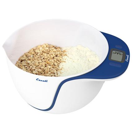 Taso Mixing Bowl Scale - Blue