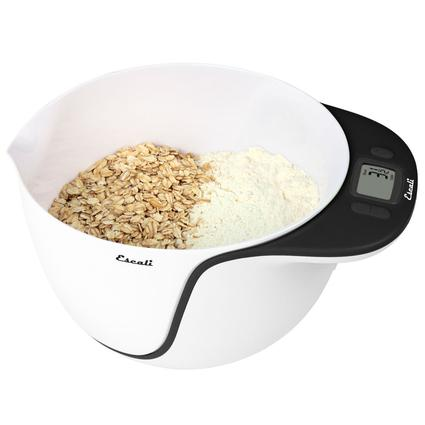 Taso Mixing Bowl Scale - Black