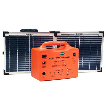 Solar 20 Watt Generator