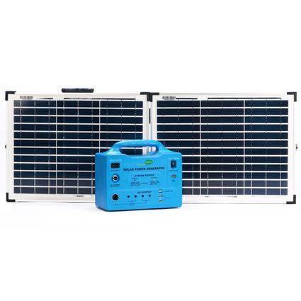 Solar 40 Watt Generator
