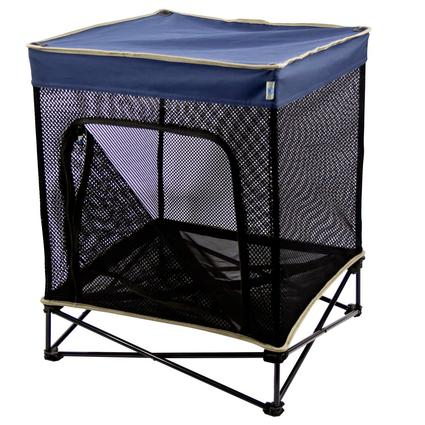 Quik Shade Instant Pet Kennel with Mesh Bed - Small