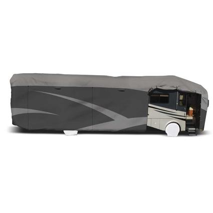 Designer Series SFS Aqua Shed Class A RV Cover - 37'1