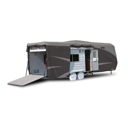 Designer Series SFS Aqua Shed Toy Hauler RV Cover - 30'1