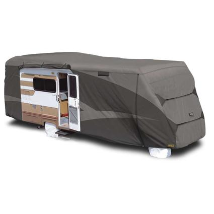 Designer Series SFS Aqua Shed Class C RV Cover - 23'1