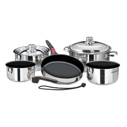 Magma 10 Piece Nested Cookware Set