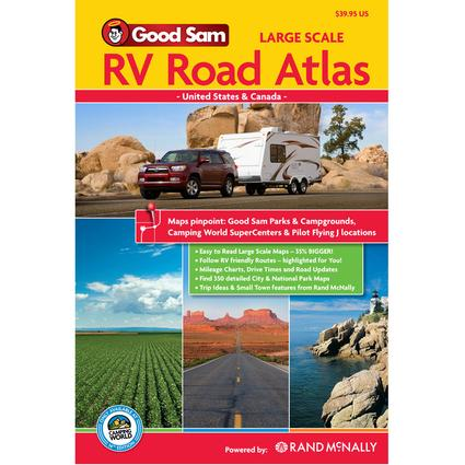 Good Sam Rand McNally Road Atlas