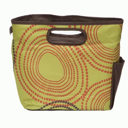 Lunch Clutch - Green