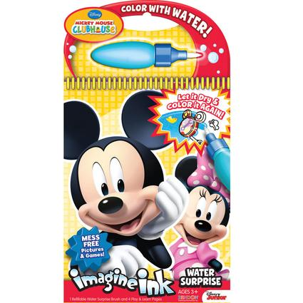 Imagine Ink Water Surprise - Disney Mickey Mouse Clubhouse