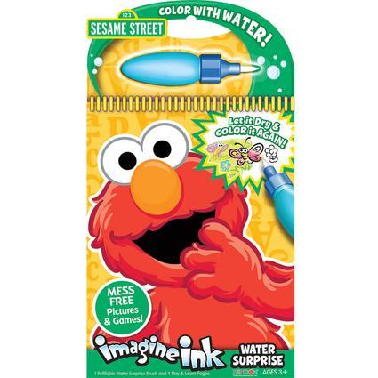 Imagine Ink Water Surprise - Sesame Street