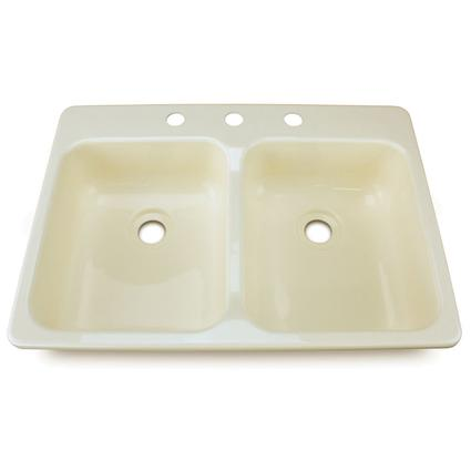 25 x 17 galley sink parchment lippert components inc for The galley sink price
