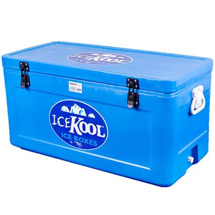 IceKool 90 Quart Cooler with Internal Divider