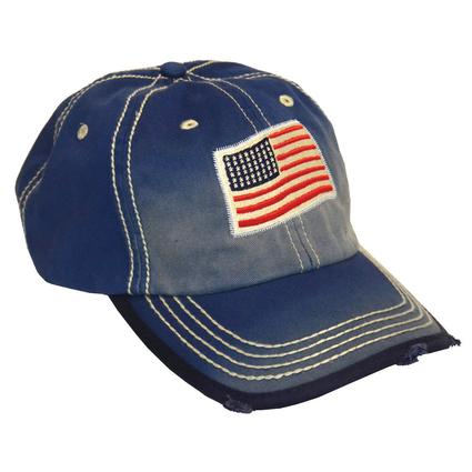 Blue Flag Cap