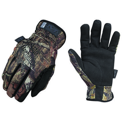 Mechanix Wear FastFit Glove with Mossy Oak Camouflage - Extra Large