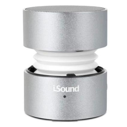 i.Sound Fire Waves Speaker - Silver