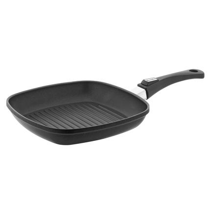 Vario Click Induction Square Grill Pan, 12.25
