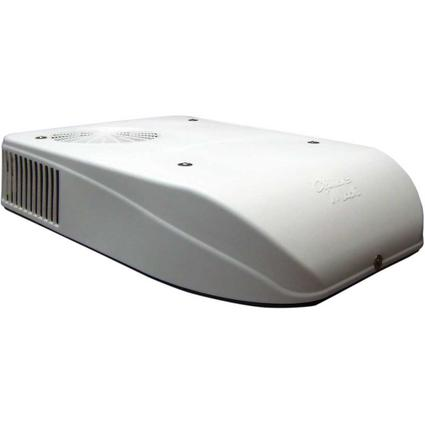 Coleman-Mach 8 Replacement Shroud - Arctic White