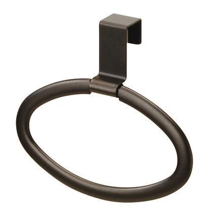 Over Cabinet Towel Loop, Bronze