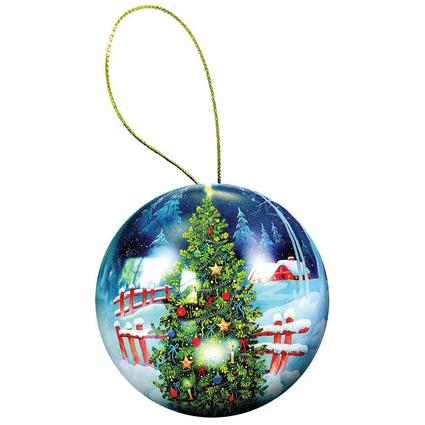 Holiday Ornament Puzzles - Christmas Tree