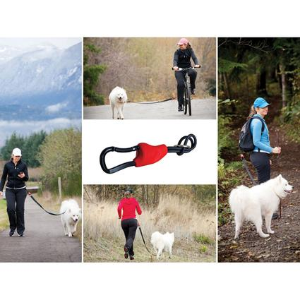 The Buddy Hands-Free Leash Connector