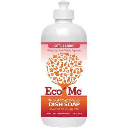 Eco-Me Dish Soap, 16 oz.m - Citrus Berry