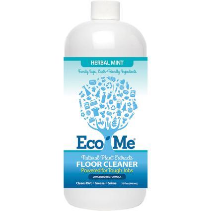 Eco-Me Floor Cleaner, 32 oz. - Herbal Mint