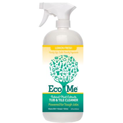 Eco-Me Tub & Tile Cleaner, 32 oz.