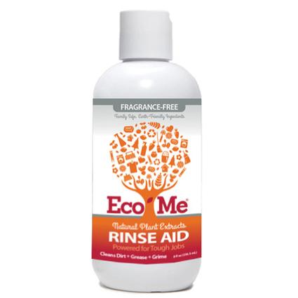 Eco-Me Auto Dish Rinse Aid, 8 oz.