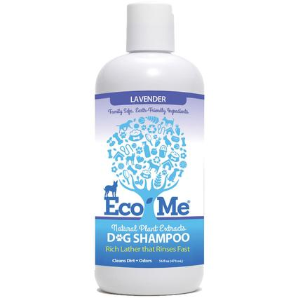 Eco-Me Dog Shampoo, 16 oz. - Lavender