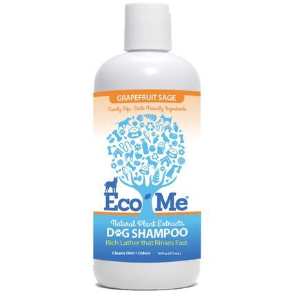 Eco-Me Dog Shampoo, 16 oz. - Grapefruit Sage