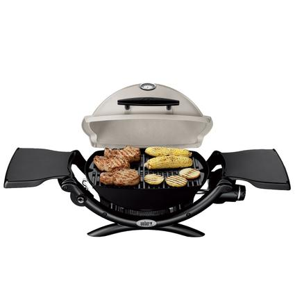 Weber Q 1200 Portable Propane Grill - Weber 51060001 - Gas Grills ...