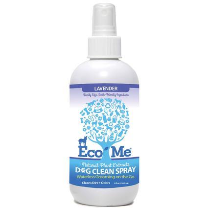 Eco-Me Dog Clean Spray, 8 oz. - Lavender
