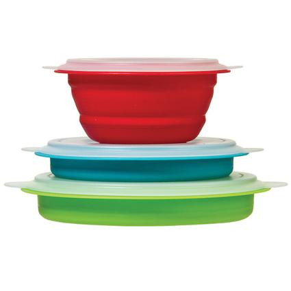 Collapsible Prep Bowl Set