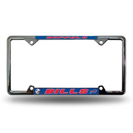 Fanmats License Plate Frame - Buffalo Bills