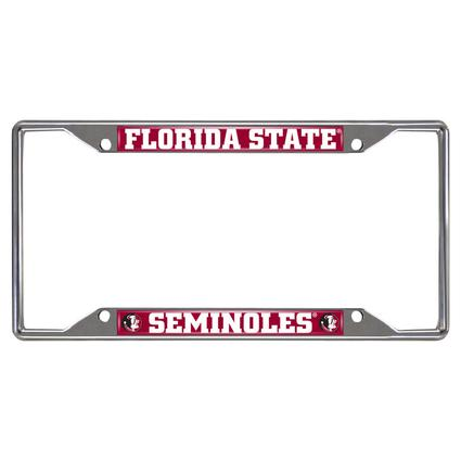 Fanmats License Plate Frame - Florida State