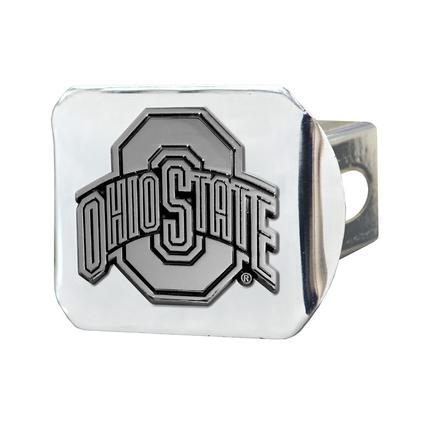 Fanmats Hitch Receiver Cover - Ohio State