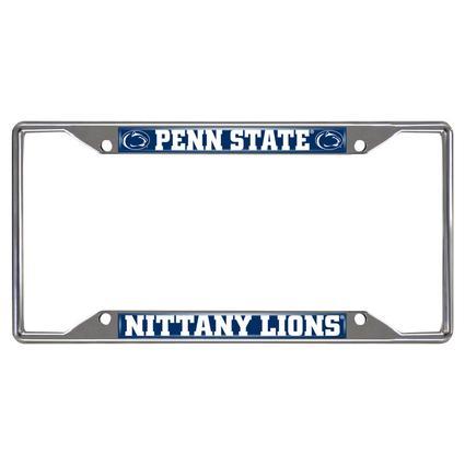 Fanmats License Plate Frame - Penn State