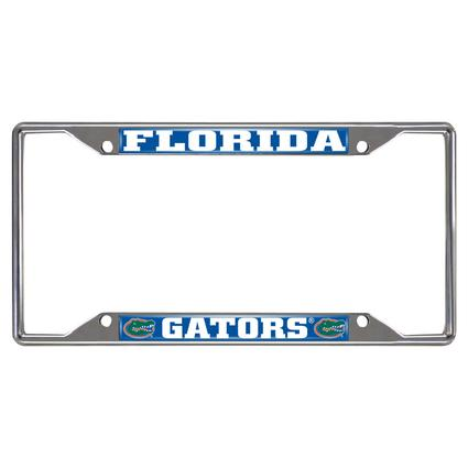 Fanmats License Plate Frame - University of Florida