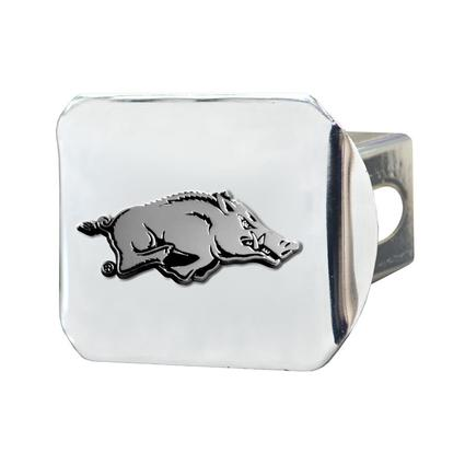 Fanmats Hitch Receiver Cover - University of Arkansas