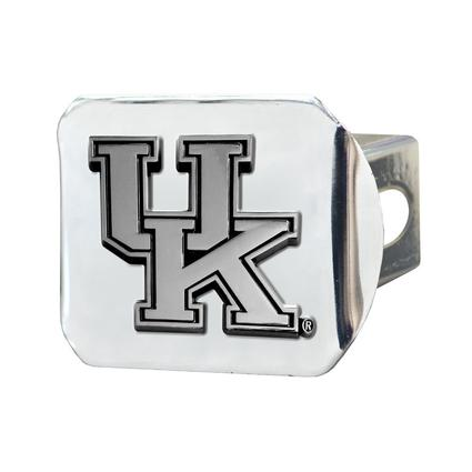 Fanmats Hitch Receiver Cover - University of Kentucky