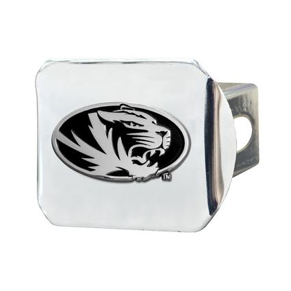 Fanmats Hitch Receiver Cover - University of Missouri