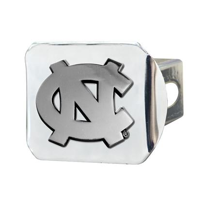 Fanmats Hitch Receiver Cover - University of North Carolina
