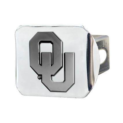 Fanmats Hitch Receiver Cover - University of Oklahoma