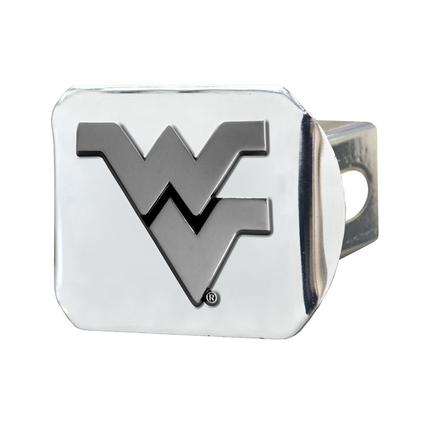 Fanmats Hitch Receiver Cover - WVU
