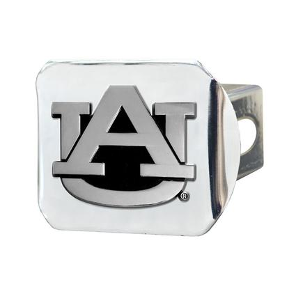 Fanmats Hitch Receiver Cover - Auburn