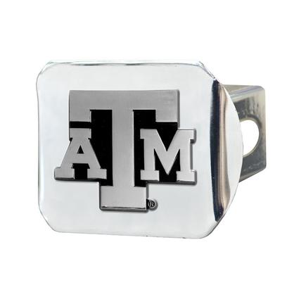 Fanmats Hitch Receiver Cover - Texas A&M