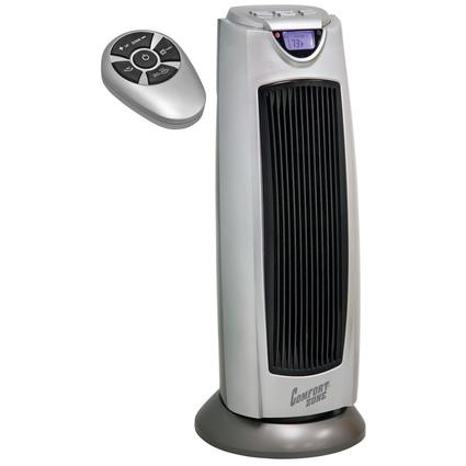 Oscillating Tower Heater with Remote